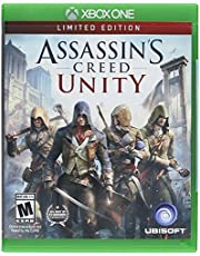Assassins Creed Unity Limited Edition (Launch Only