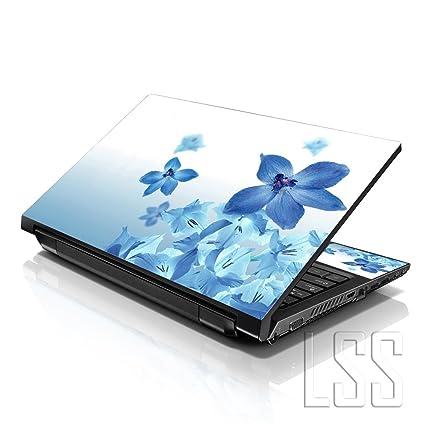 Pegatina protectora para portátiles, de la marca LSS, compatible con portátiles o Notebooks HP, Dell, Lenovo, ...