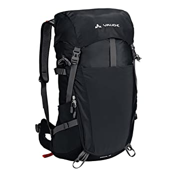Vaude Waterproof Brenta Unisex Outdoor Hiking Daypack available in Black -  25 Litres 1de4ca4b66b38