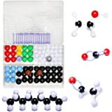LINKTOR Chemistry Molecular Model Kit (189 Pieces), Student or Teacher Set for Organic and Inorganic Chemistry Learning…