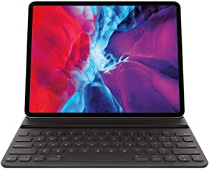 Apple Smart Keyboard Folio (for 12.9-inch iPad Pro - 4th Generation) - US English (Renewed)