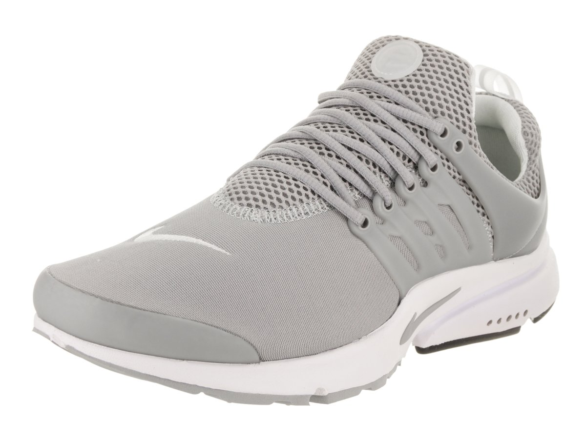 NIKE Men's Air Presto Essential B06Y1SZK8X 12 M US|Wolf Grey/Wolf Grey/White
