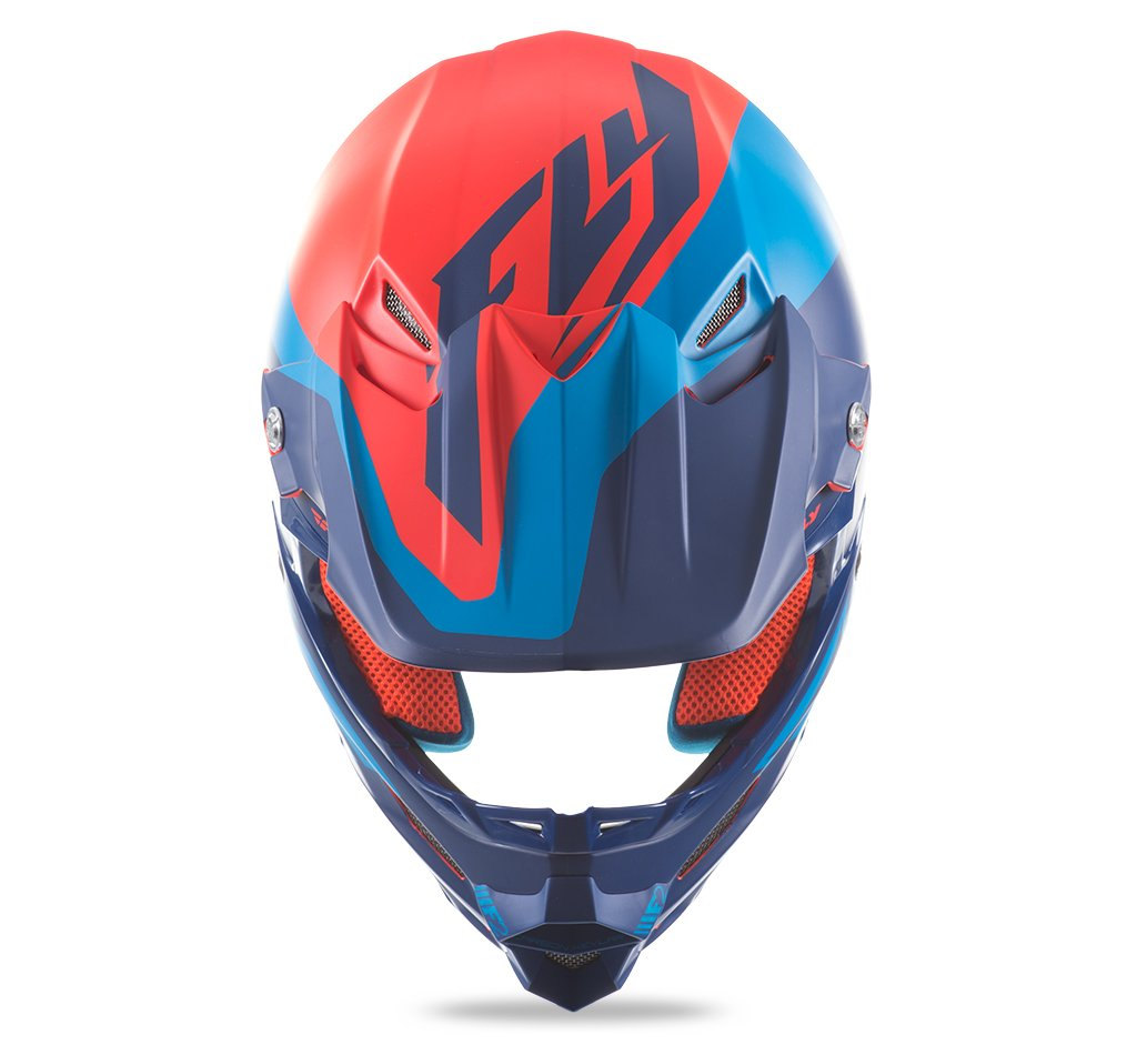 Fly Racing 2016 F2 carbono puro casco de Motocross: Amazon.es: Deportes y aire libre