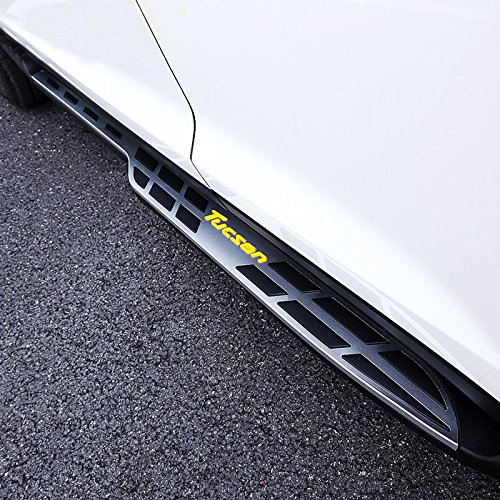 Side Step fit for Hyundai TUCSON 2016 Running Board Nerf Bar - Buy Online in UAE. | heka ...