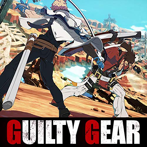 Smell of the Game ( [New Guilty Gear] Promotion Music)