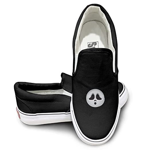 Cartoon Cat Men's Women's Driving Slip-on Loafer Canvas Shoes