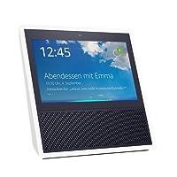 Echo Show (1. Gen.), Intelligenter Lautsprecher mit 7-Zoll Bildschirm und Alexa - weiß
