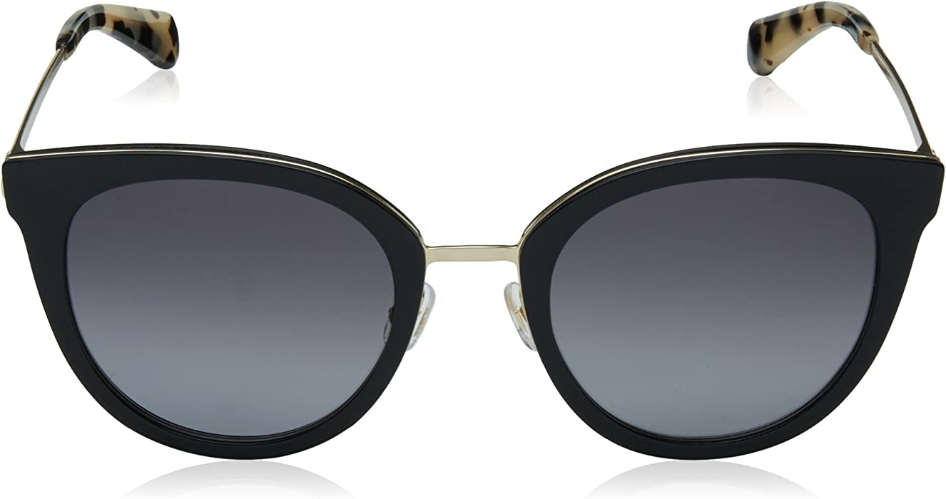 3dd092ffb8818 Amazon.com  Kate Spade Women s Jazzlyn s Round Sunglasses