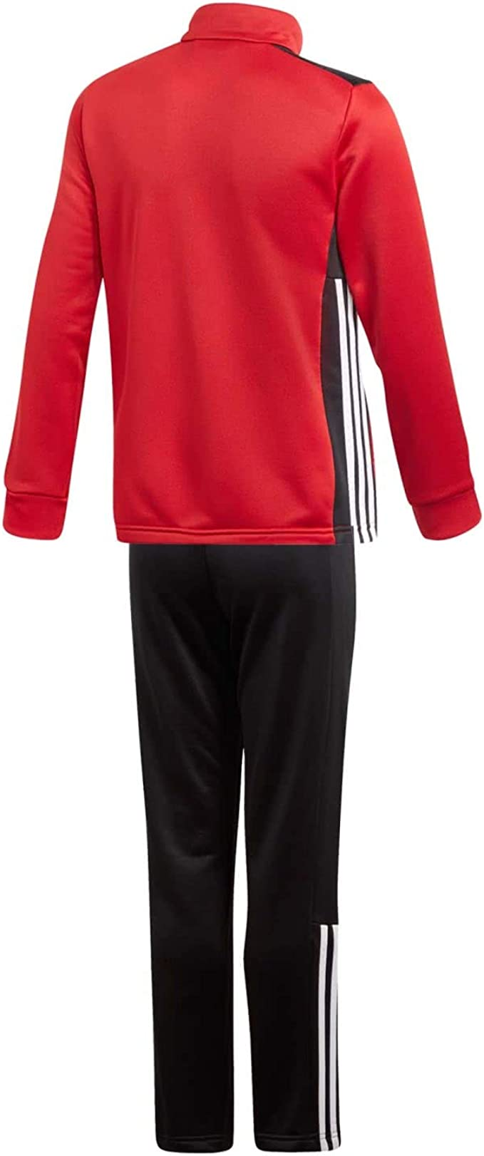 adidas Regista 18 - Chándal Infantil (poliéster) Rojo y Negro. 116 ...