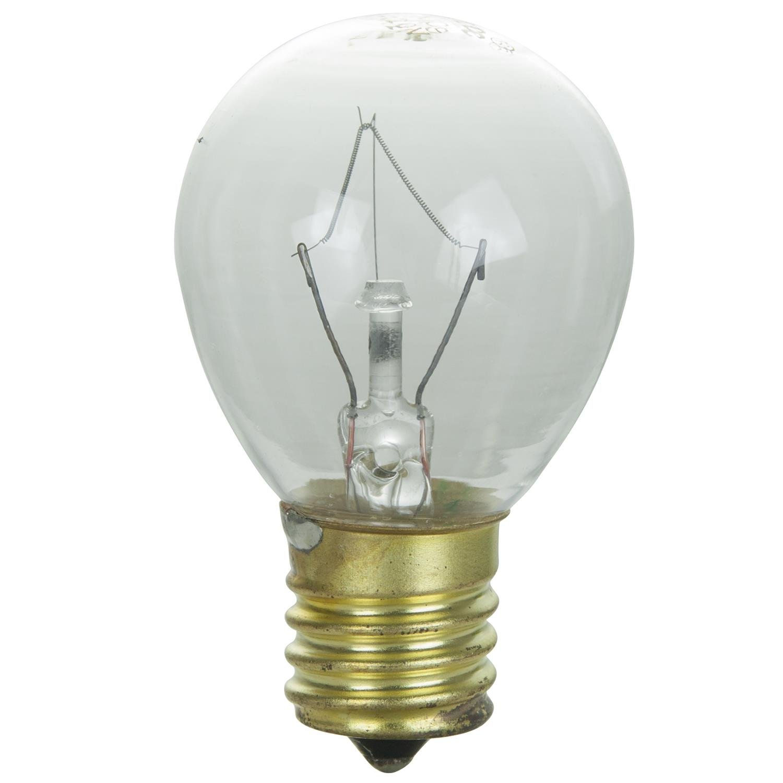 S11 Indicator Colored Bulb Sunlite 40S11//N//CL Incandescent 40-Watt Clear Sunshine Lighting Intermediate Based