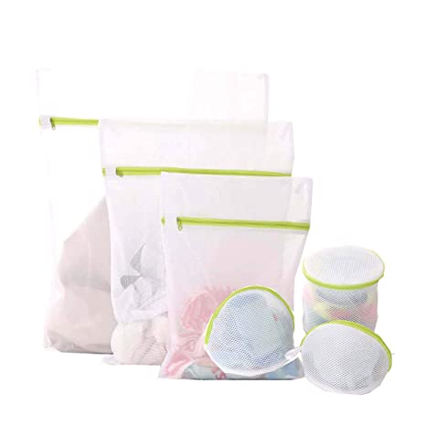 Amazon.com: Bolsas de lavandería de malla para lavandería ...
