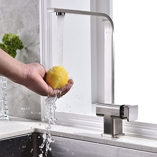 Best Kitchen Faucets Reviews And Comparison - Best rated kitchen faucets