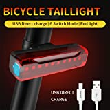 Bicycle Light USB Rechargeable 5200mAh LED Bicycle
