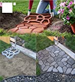 1pc Path-mate DIY Stone Pavement Mold for Making Pathways for Your Garden / Paving Mold/pathmate Concrete Mold