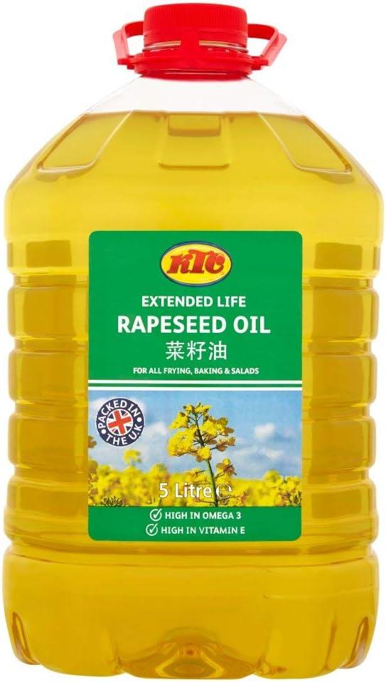 KTC Aceite de colza (5 litros)