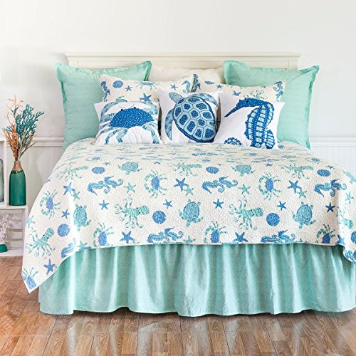 Brisbane Twin 2 Piece Quilt Set
