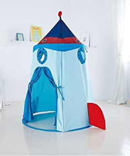J-adore Rocket Ship Pop-up Tent  sc 1 st  Amazon.com & Amazon.com: Ju0027adore Pirates Castle Tent: Toys u0026 Games