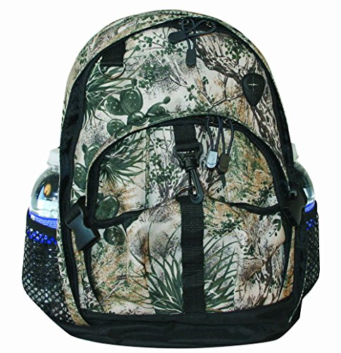 KC Caps Unisex Outdoor Sports Backpack GameGuard Day Hunting Back Pack Camping Bag by KC Caps