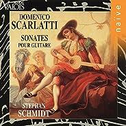 Domenico Scarlatti: Sonates pour guitare