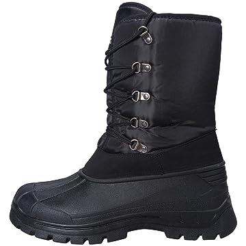Mountain Warehouse Plough Mens Snow Boots