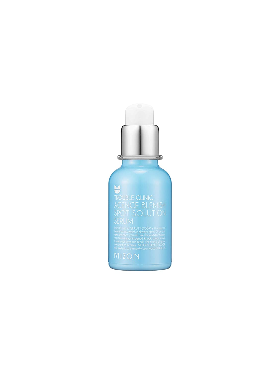 Mizon Acence Blemish Spot Solution Serum 30ml, Skin Astringent, Soothing, Blemish Care and Skin Protection, Blemish Spot Solution Serum to Sooth Irritated Skin, Treats Blemishes, Tone Up and Protects