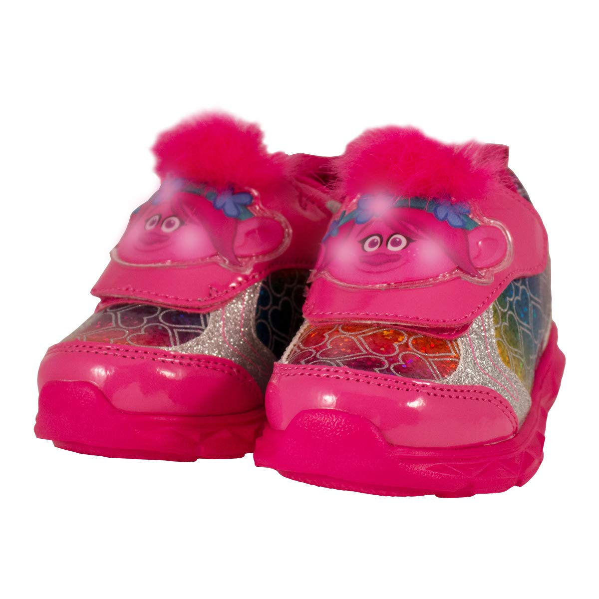 7e68f63c4c2b0 Favorite Characters Trolls Poppy Pink Lighted Athletic Shoes  (Toddler/Little Kid)