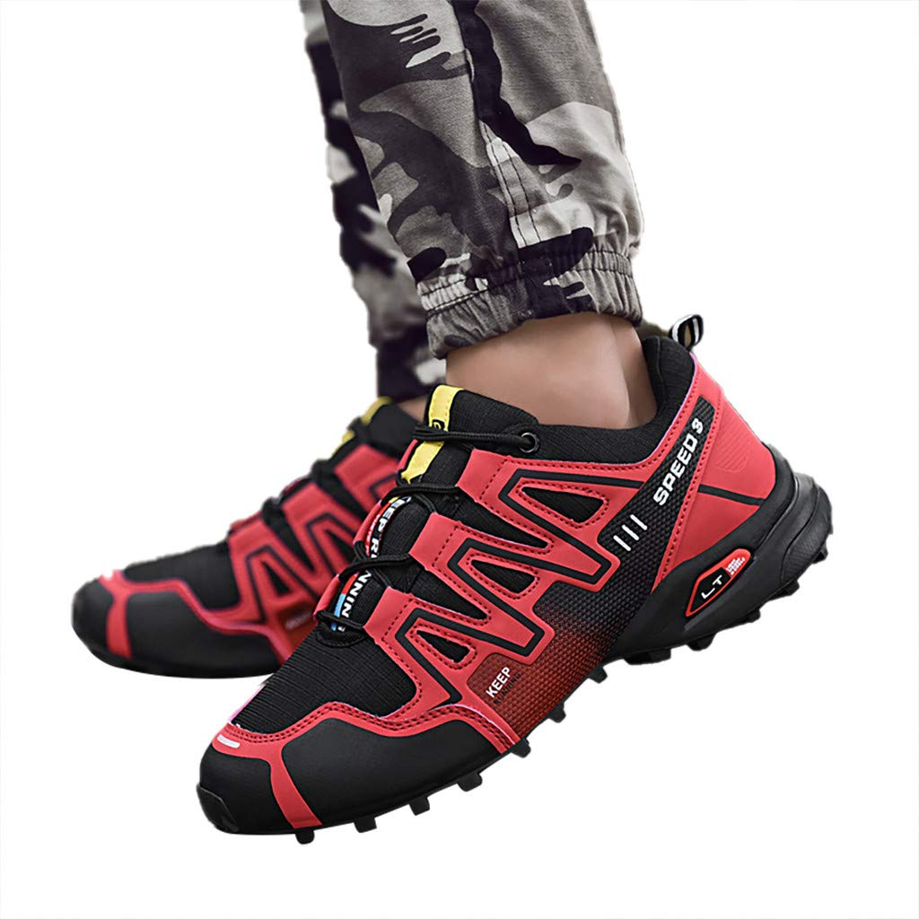 Amazon.com: refulgence Mens Sneakers Lightweight Casual Walking Shoes Gym Breathable Mesh Sports Shoes Climbing Shoes: Clothing