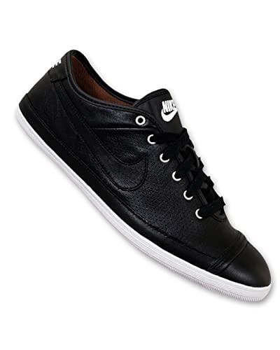 NIKE Flash Leather Lo Sneaker 8,0 blackblack: