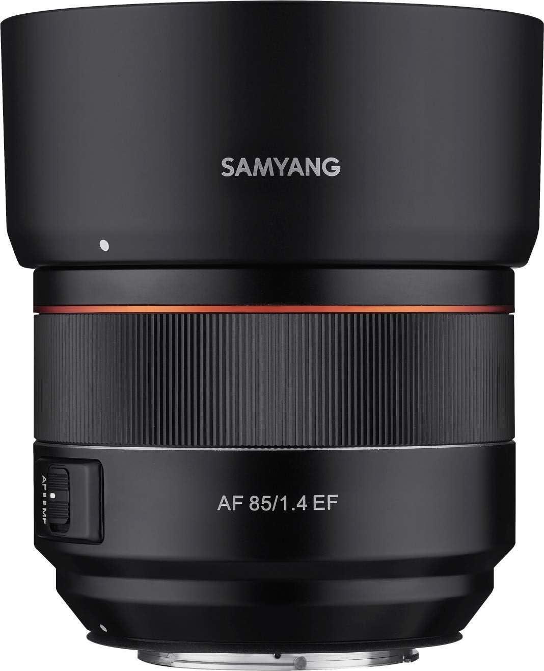 Samyang Af 85mm F1 4 F Für Nikon F 85mm Kamera