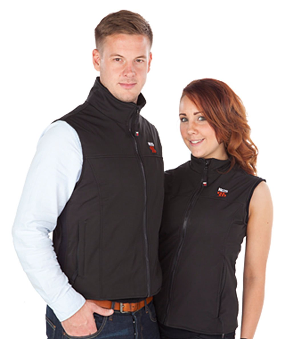KEIS X10 HEATED BODYWARMER - MOTORCYCLE, CAR, FISHING, FOOTBALL, HORSE RIDING, ETC, ETC (XXL)