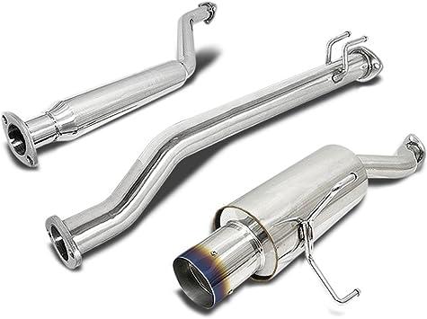 "Dodge Ram 1500 Truck 94-03 2.5/"" Dual Truck Exhaust Kits 1 Chamber Muffler"