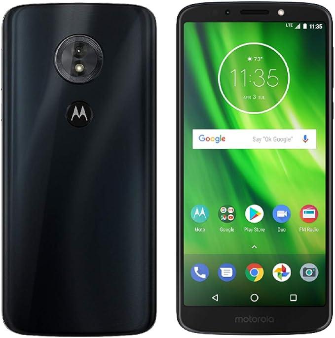 Moto G6 Play 3+32G SS Deep Indigo Orange: Motorola: Amazon.es ...