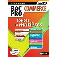 Toutes les matières Bac Pro Commerce (2de/1ère/Tle) (06)
