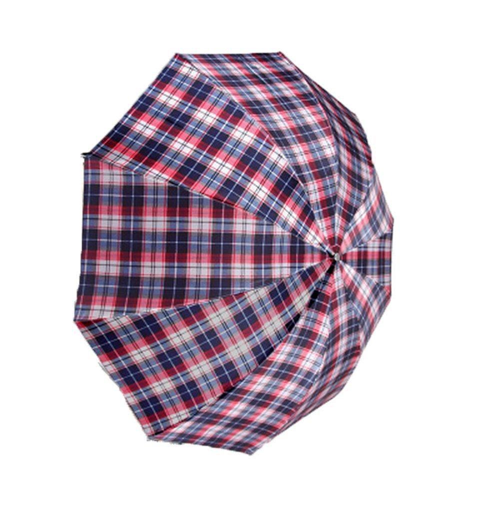 Wicemoon Parapluie coupe-vent Parapluie pliable durable,Parapluie de voyage, Parapluie pour Homme Femme