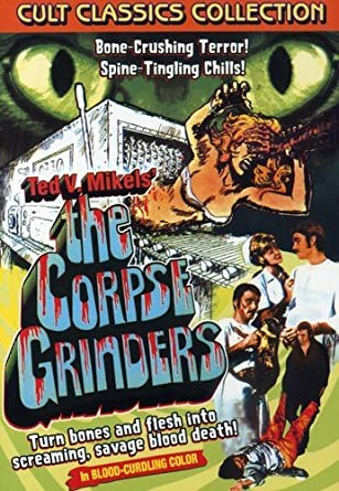 Amazon.com: The Corpse Grinders: Sean Kenney, Monica Kelly, Ted V. Mikels:  Movies & TV