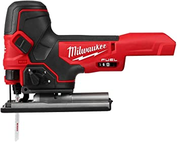 Milwaukee 18-Volt Lithium-Ion Brushless Cordless Barrel Grip Jig Saw