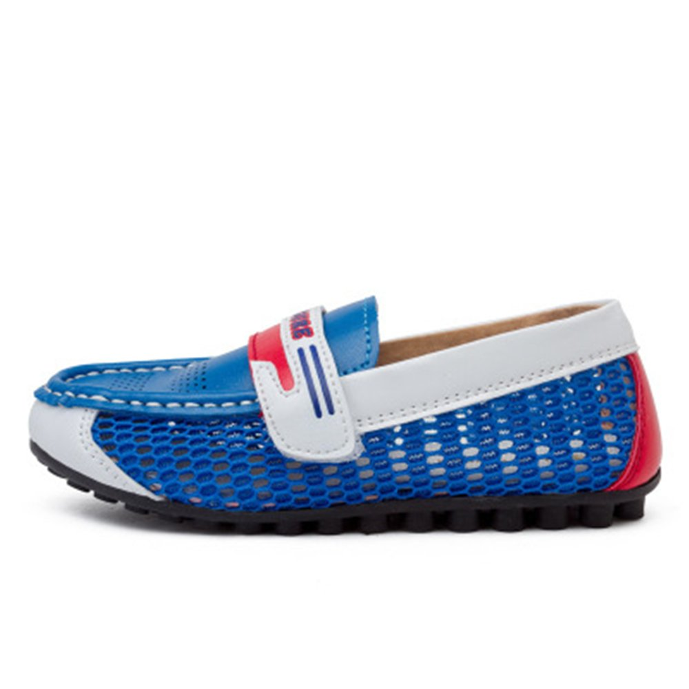 Breathble Casual Leather Loafers Shoes Boys Girls Slip on Shoes//Sneaker//Flats