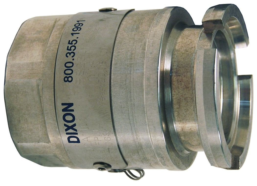 70mm Coupling x 2 NPT Female 70mm Coupling x 2 NPT Female Dixon Valve /& Coupling Dixon DDA200BR Brass Dry Quick Disconnect Fitting Tank Adapter
