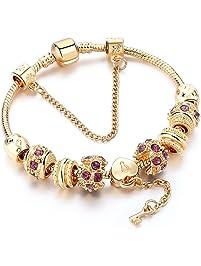 Women S Charms Charm Bracelets Amazon Com
