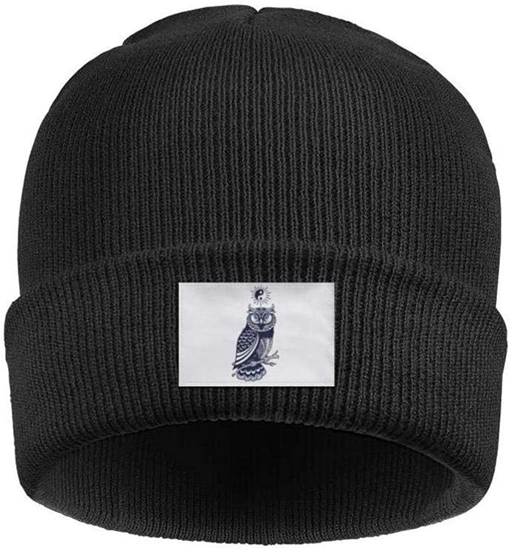 Unisex Knit Beanie Hat Flag Map of Venezuela Warm Winter Skull Caps