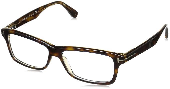 Amazon.com: Tom Ford Ft5146 Acetate Frames-56B Eyeglasses: Clothing