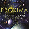 Proxima Audiobook by Stephen Baxter Narrated by Kyle McCarley