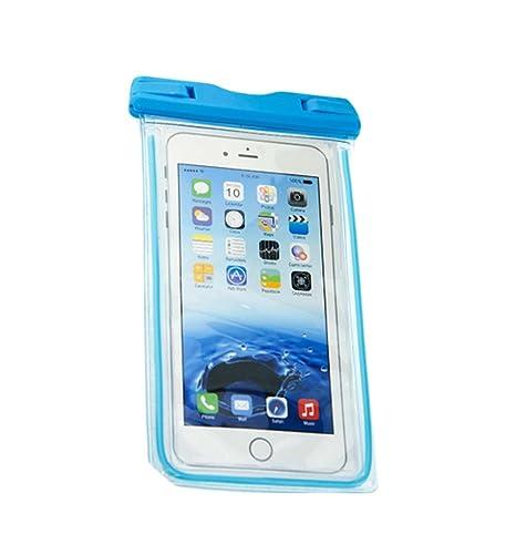 Da.Wa - Funda Impermeable para la mayoría de Smartphones de 4 a 6 ...