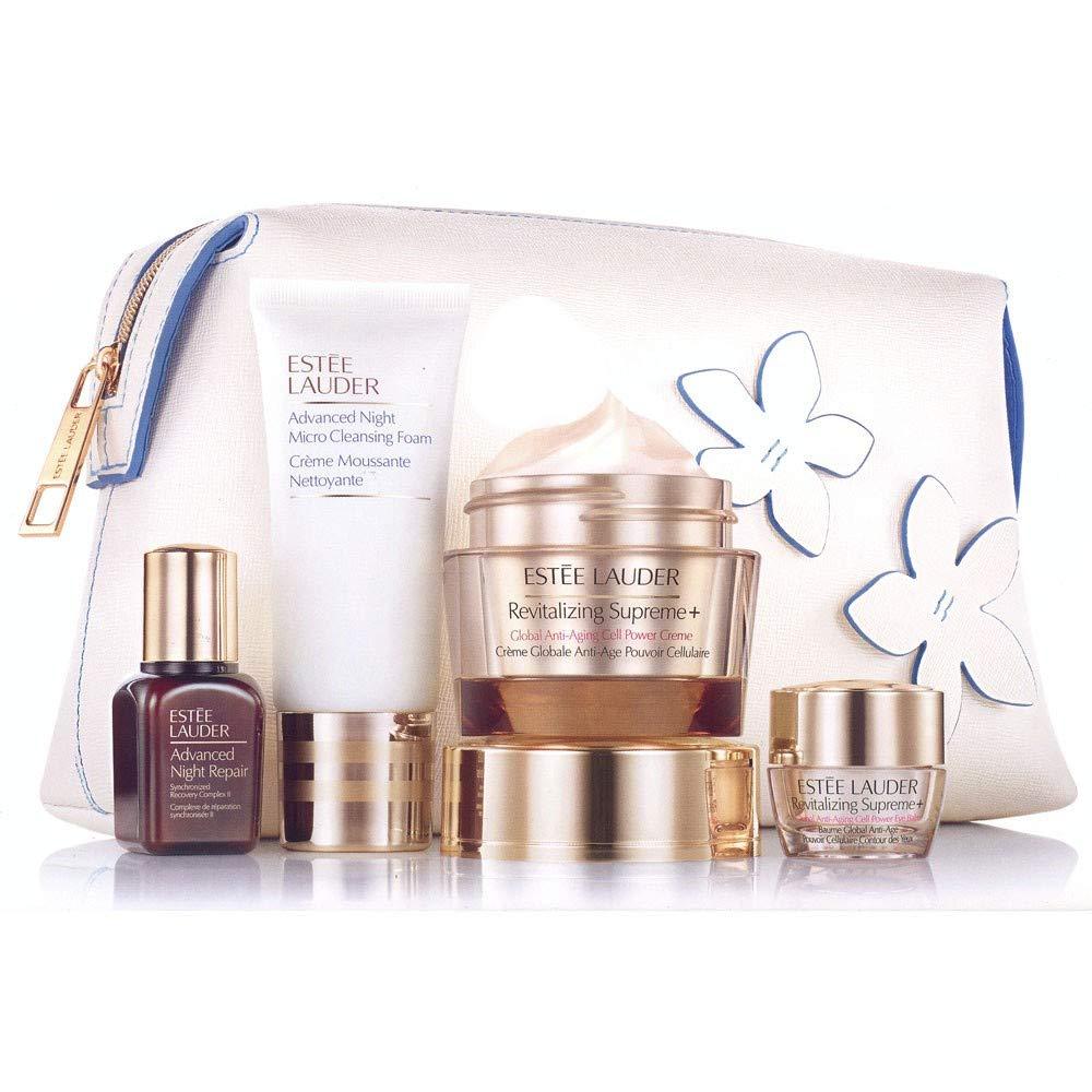 Estée Lauder Revitalizing Supreme Revitalize + Glow Essentials Set 4 ...