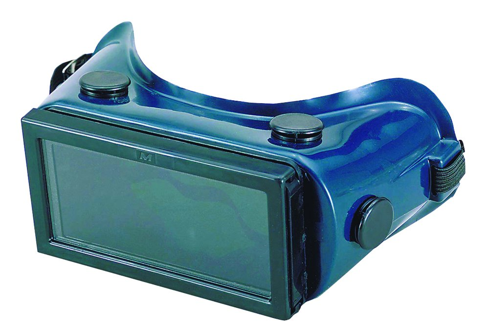 Firepower 1423-0017 Fixed Front, Welder's Goggle with Soft Frame, Shade 5