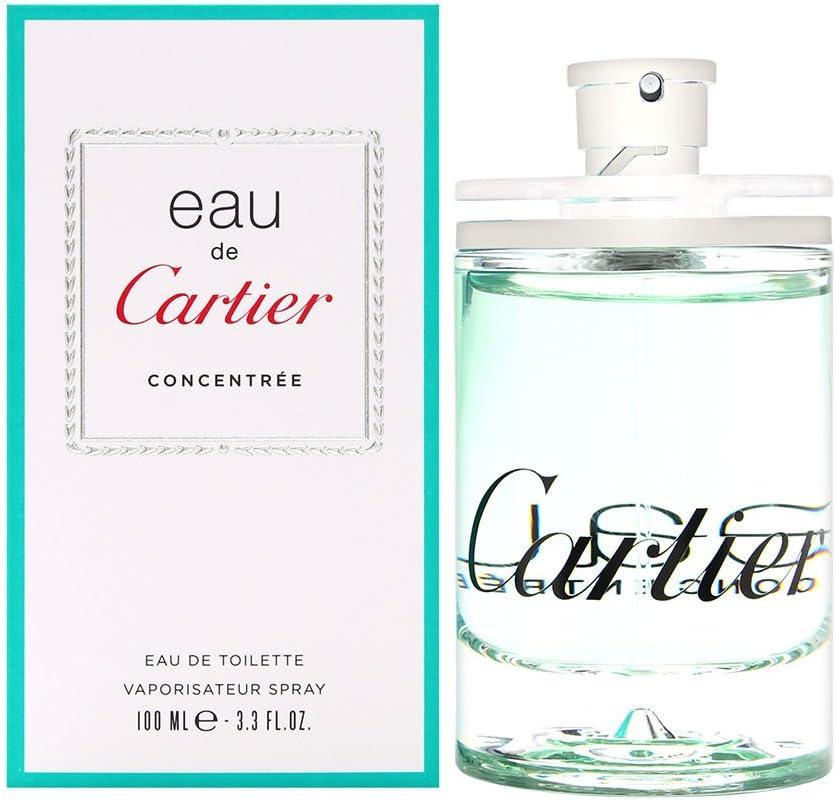 Cartier Eau De Cartier Eau de Toilette Concentrée Vaporizador 100 ml