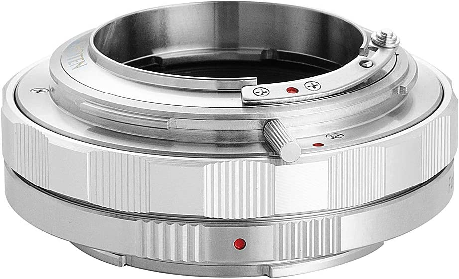 SHOTEN Lens Adapter Close Focus for Nikon S Mount to Sony E Mount A7 A7R a7S a7II a7RII a7SII a7III a7RIII and a9