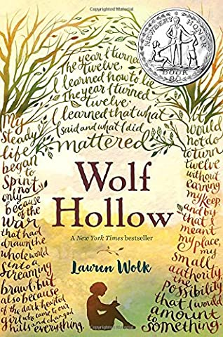 Wolf Hollow (Echo By Pam Munoz Ryan)