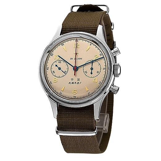 Leisure Automš¢tico Mecš¢nico Self Winding Reserva de Reserva Volante para Diversas Ocasiones: Amazon.es: Relojes