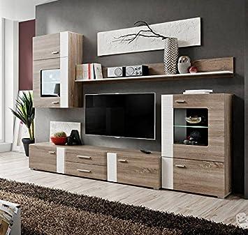 muebles bonitos mueble de saln monica color truflowyblanco